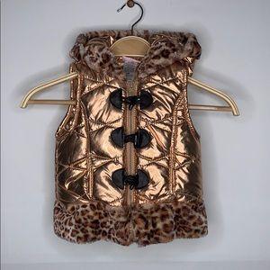 (Kids) vest kids sleeveless jacket 24M